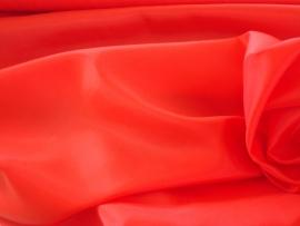 Polyester voering kleur rood  ART PL020