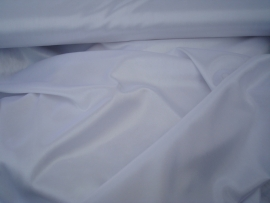 Chameuse stretch voering Kleur wit    Art CH050