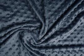 Minky dot  Jeans  Art KL-058 - 40 cm voor