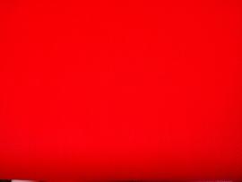 Tule Kleur rood  Art  T11