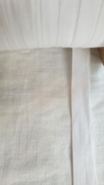 Keperband wit  2 cm breed - 1 meter
