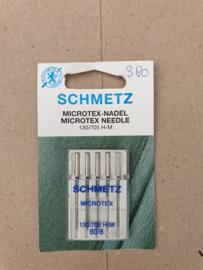 Schmetz  microtex   naalden 60/8