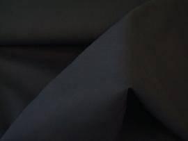 Katoen uni  kleur zwart  Art 5580-69