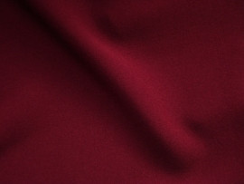 Poly Viscose spandex  kleur Bordeaux Art SP14