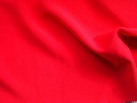 Poly Viscose spandex  kleur Rood Art SP56