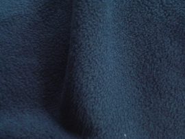 Polar fleece kleur donkerblauw   € 5,00 per meter Art FB600