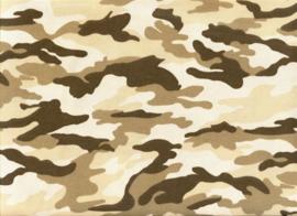 Army Legerstof     Art army 005 € 6,00 per meter - 30 cm voor