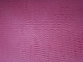 Tule Kleur hard roze  Art  T09