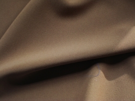 Poly Viscose spandex  kleur Camel Art SP16