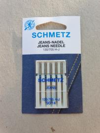 Schmetz  jeans denim  naalden 90 / 14