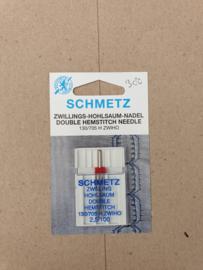 Schmetz  tweelingnaalden 2,0/100