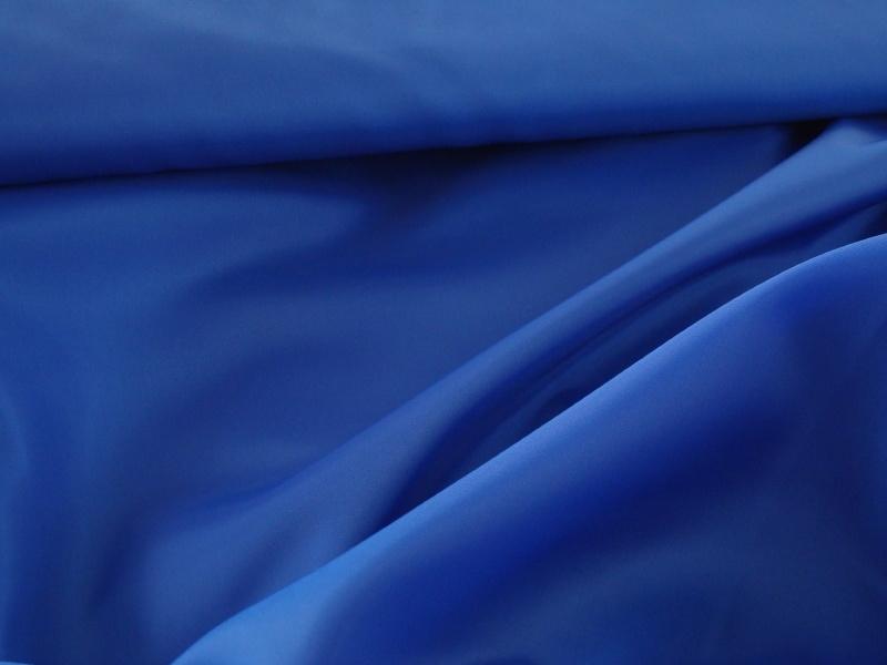 Polyester voering kleur kobalt   ART PL016