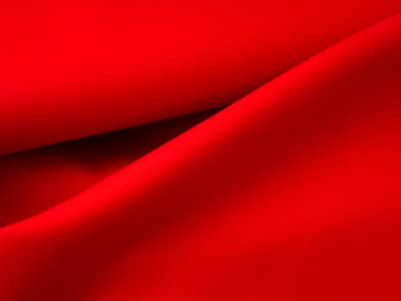Canvas kleur Rood art 2900-07 - 50 cm voor