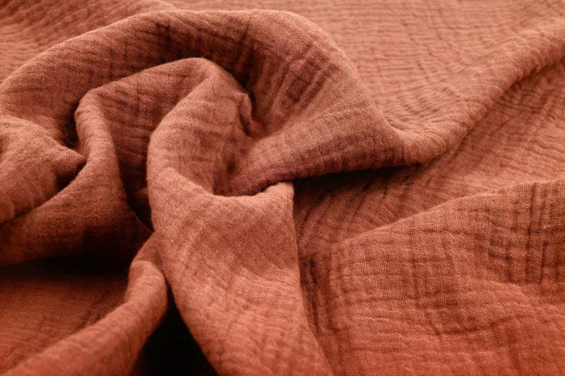 Hydrofiel doek 100% cotton  terra   Art 0186-087
