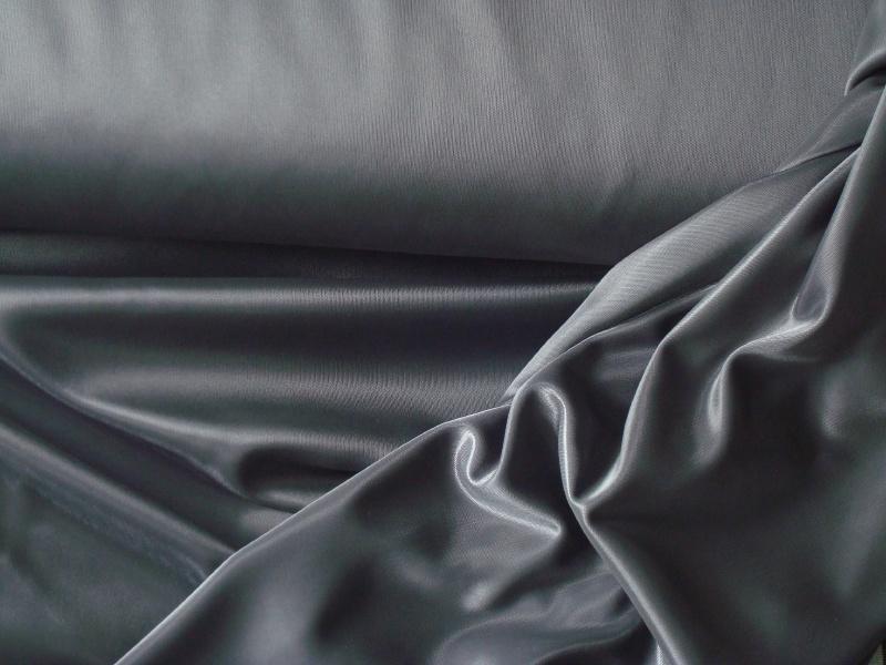 Chameuse stretch voering Kleur antracietgrijs  Art CH015