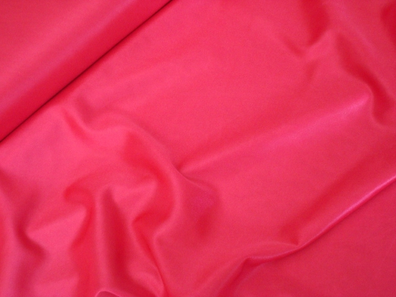 Chameuse stretch voering Kleur fuchsia Art CH017
