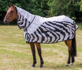 Bucas Buzz off Zebra met nek