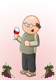 18 juni 2021   Hieperderpiep 52; Italiaanse en Duitse wijnen gecombineerd in een heerlijke proeverij