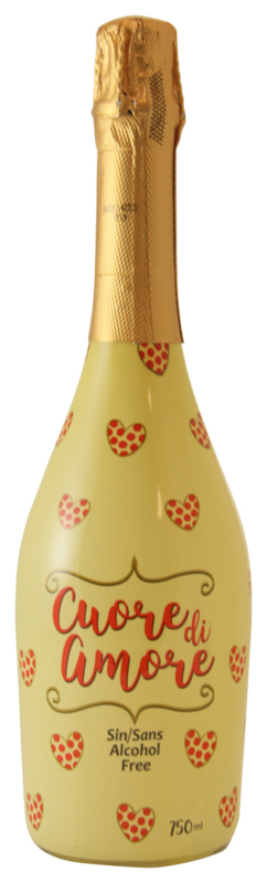 SPANJE   Cuore di Amore Cider (ALCOHOLVRIJ)