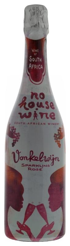 ZUID-AFRIKA | No House Wine Vonkelwijn Rosé | Fair Trade