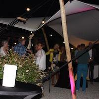 nomadentent huren feest Nesselande Rotterdam