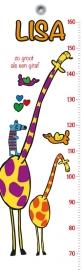 Groeimeter Giraf