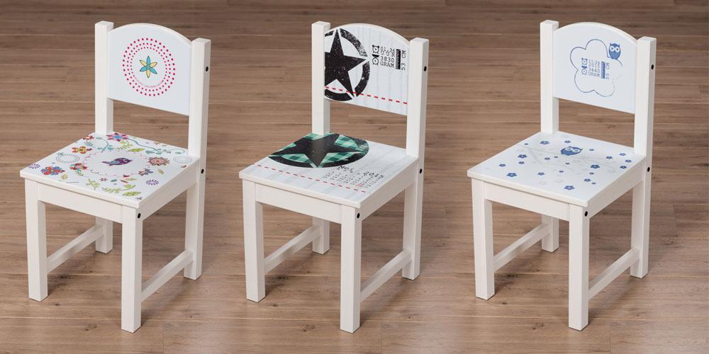 3 stoeltjes