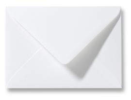 Envelop A6    wit    per 50 stuks