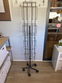 Kaartenmolen - A4 - 16 vakken  - vloermodel - verticaal