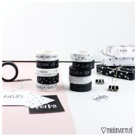 Masking tape || Kadootje voor jou || per 5 stuks