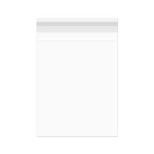 Transparante zakjes || 8,1 cm x 11 cm  || per 50 stuks
