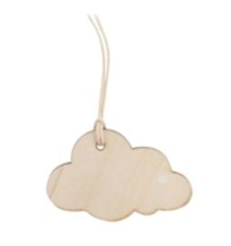 Cadeautag Cloud- per stuk