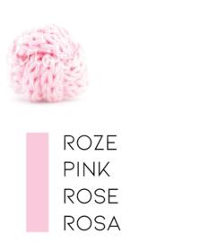 Rozetinten |  Roze