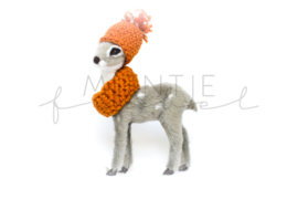 Bambi Grijs Roest