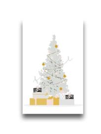 """Cadeaukaartje """"Kerstboom"""""""