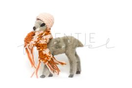 Bambi Grijs Roze/Kerrie