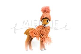 Bambi Bruin Glitter Kerrie