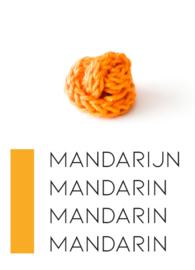 Geeltinten | Mandarijn