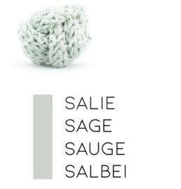 Mintkleuren | Salie mintgroen