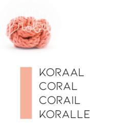 Rozetinten | Koraalroze