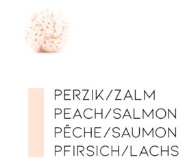 Rozetinten | Zalm/perzik roze