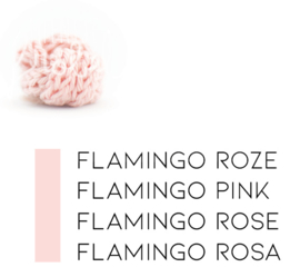 Rozetinten | Flamingo