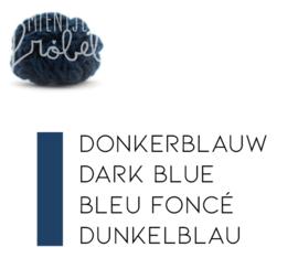 Blauwtinten |  Donkerblauw