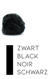 Zwart/wit+grijstinten | Zwart