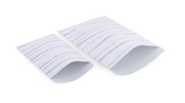 Papieren zakjes Black/White Tree- per 5 stuks
