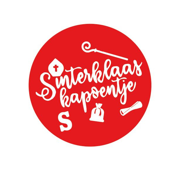 Sint Stickers  - per 5 stuks