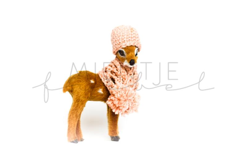 Deer Brown | Old Pink