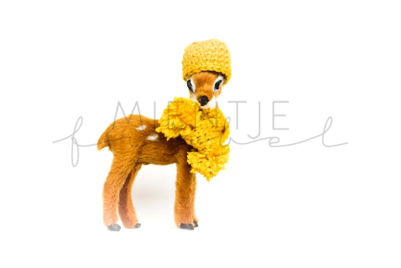 Deer Brown | Mustard