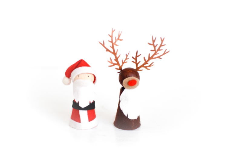 Kerstman & Rendier