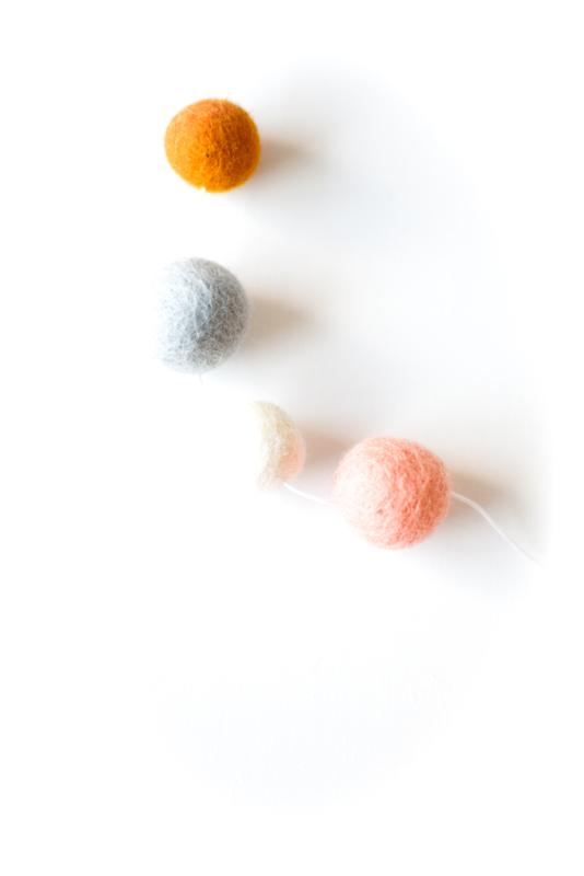 DOT.| Viltslinger Oker/Peach/Grijsblauw/White